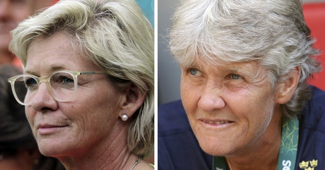 Neid and Sundhage are longtime contemporaries and foes