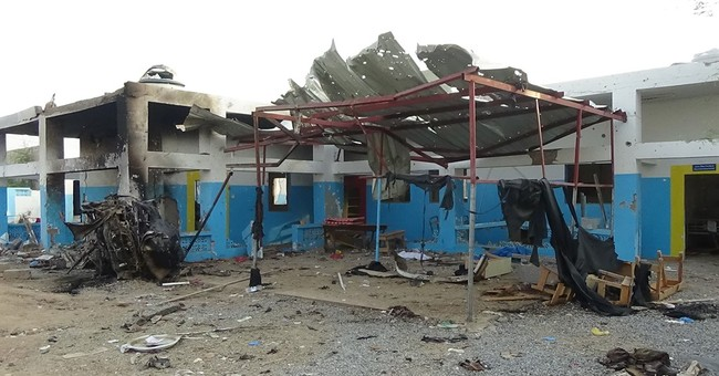 Medical aid group withdraws from north Yemen after attacks