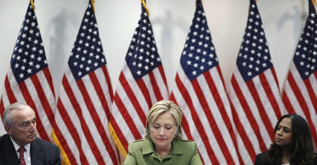Clinton: Nation needs to bring together police, communities