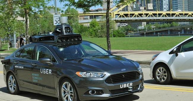 Self-driving cars go public; Uber offers rides in Pittsburgh