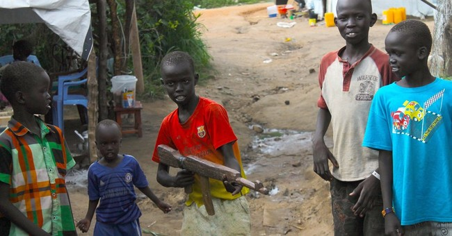 South Sudan government recruited child soldiers, UN says