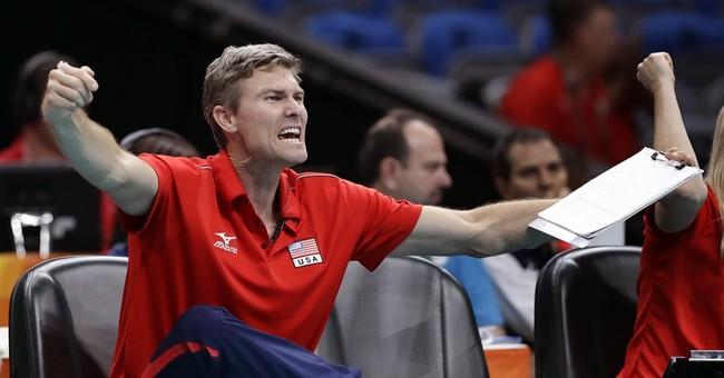 US top assistant Matt Fuerbringer gets his Olympics at last