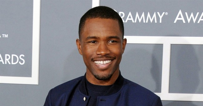 Apple Music posts new Frank Ocean video album