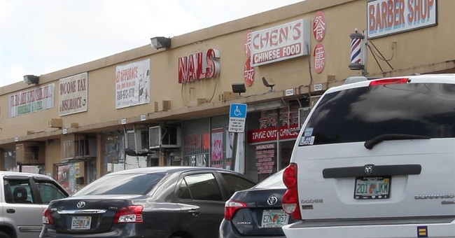 Proposed North Miami Chinatown miles from Asian community
