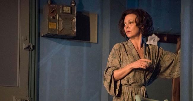 Love tears Helen McCrory apart in 'The Deep Blue Sea'