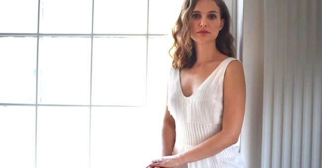 Natalie Portman tells 'A Tale of Love and Darkness'
