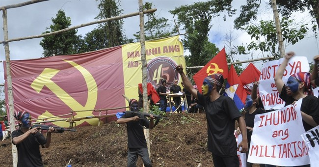 AP EXPLAINS: Who are the Philippines' communist rebels?