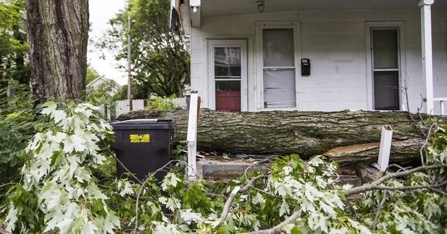 Tornado reported in Michigan, no injuries or deaths