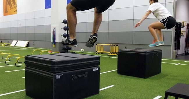Pros to joes: Elite athlete training for regular folks