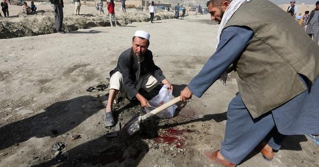 Afghan officials: Taliban seize district in Kunduz province