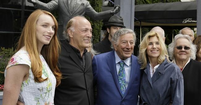 'He's San Francisco': Tony Bennett honored for 90th birthday