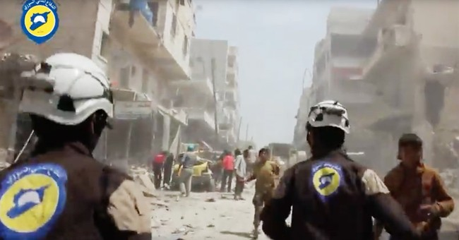 Syria's first responders: 'Most dangerous job in the world'