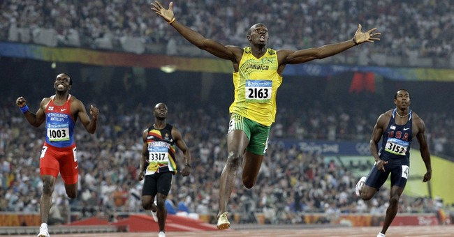 Bolt saved his sport _ and kept the Olympics relevant