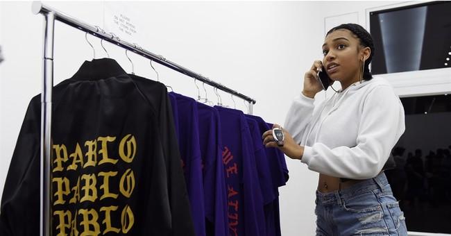 Kanye West's weekend pop-up store in Boston draws big crowds