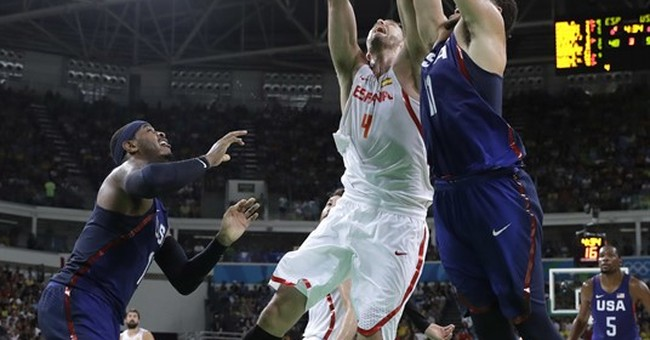 Column: More Olympic heartache for Gasol at hands of US