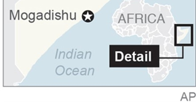 Somalia bombings kill 17 at local government HQ, market