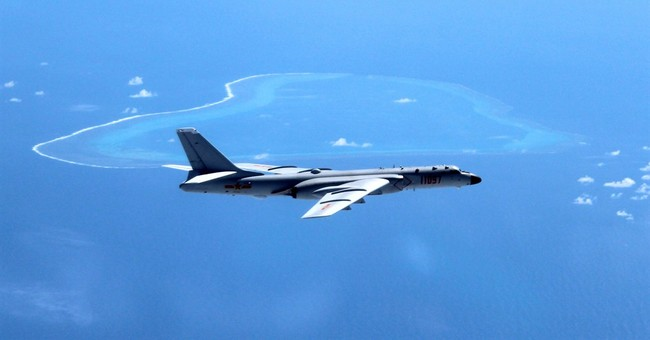Chinese ships, planes hold war games in Sea of Japan