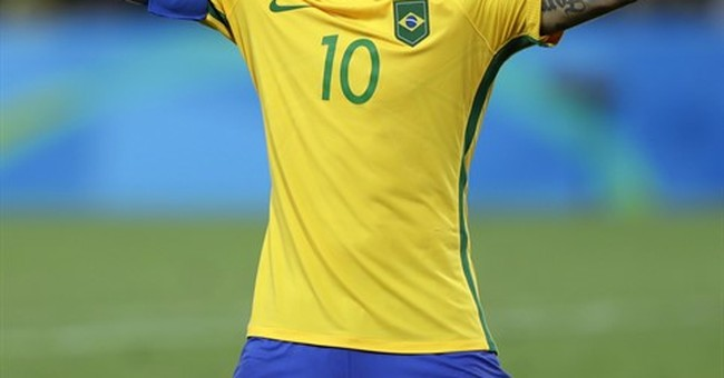 Neymar finds redemption in Olympic gold