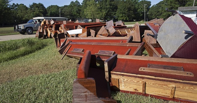 Rural church among those providing aid after Louisiana flood