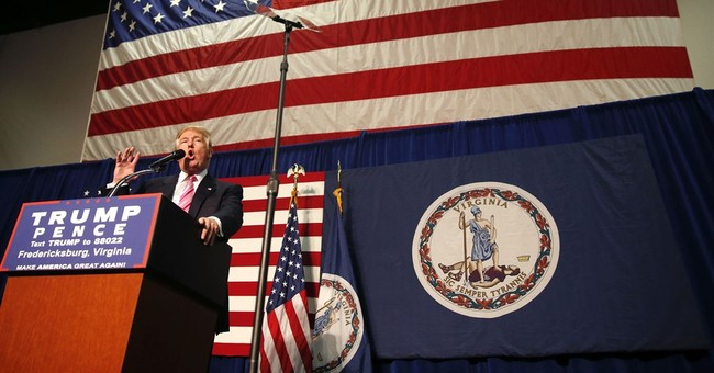 Trump campaign doubles spending, not ground game
