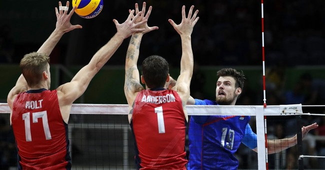 Longtime volleyball ambassador Reid Priddy goes out in style