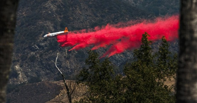 Hearst Castle closes due to wind-driven wildfire
