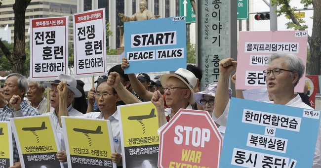 S. Korea, US start drills despite N. Korea's nuclear threat