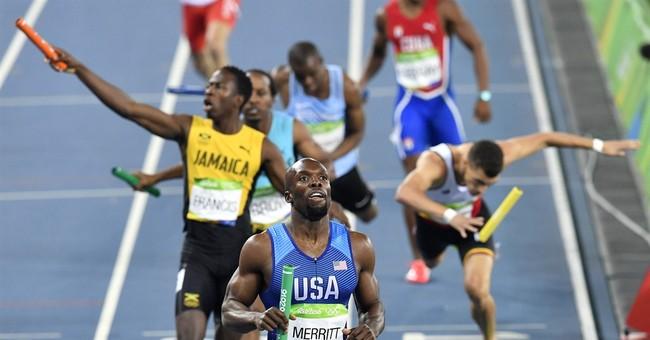 Felix, Merritt help bring US medal total to 31 in track