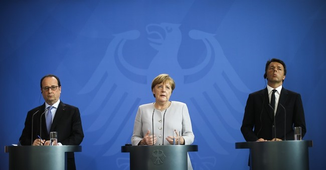 Italy, German, French eye beefed up EU defense after attacks