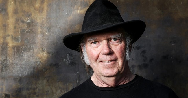 Neil Young is Dan Rather's guest on 'The Big Interview'