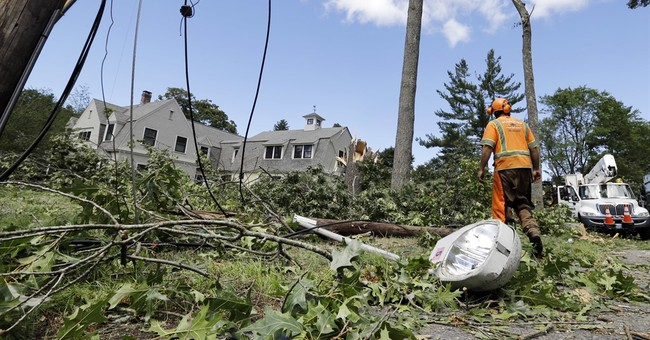 Family home of Louisa May Alcott spared by tornado in town