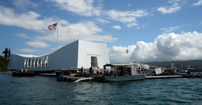 Japanese first lady pays tribute at Pearl Harbor in Hawaii