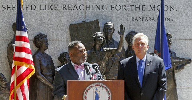 Voting rights restored again for 13K felons in Virginia