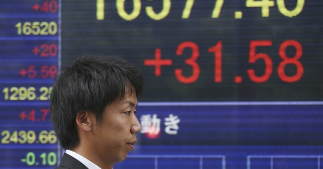 Global stocks, oil turn lower ahead of Fed meeting