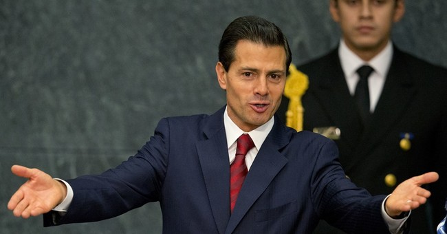 Mexican President Pena Nieto accused of plagiarism in thesis