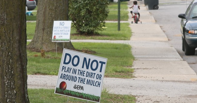 Lead warning at Indiana housing complex roils residents