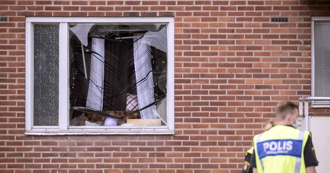 8-year-old boy killed in Sweden hand grenade attack