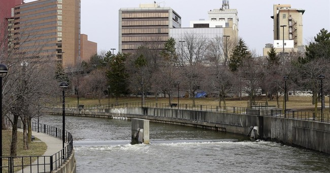 Experts conclude Flint River might have caused skin rashes