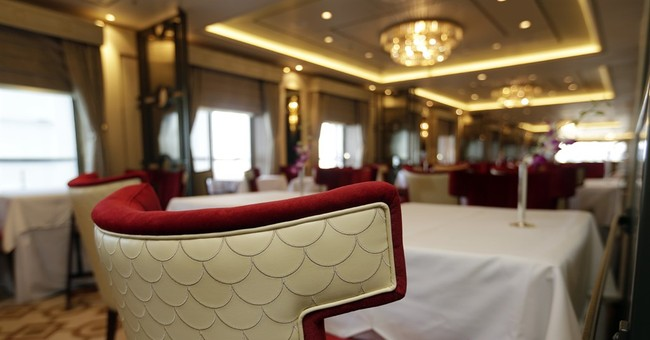 Royal treatment: creating a new look for the Queen Mary 2