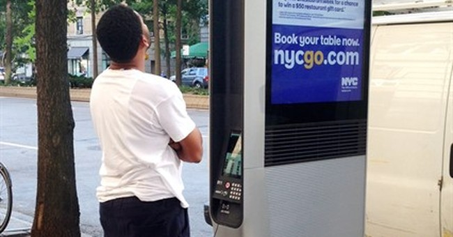 Wi-Fi? Why not? Homeless are avid users of free web kiosks