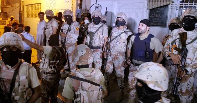 Pakistan seals party offices after Karachi violence