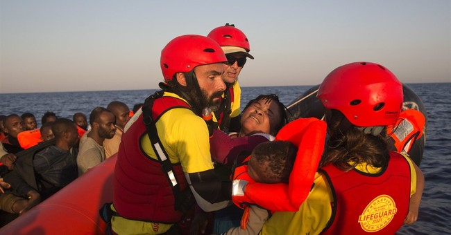 Report: More migrants die in Mediterranean as risks increase