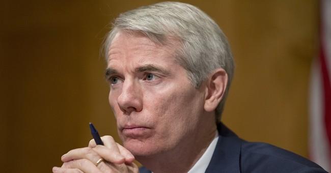 Challenge for GOP senators: Surviving a possible Trump loss