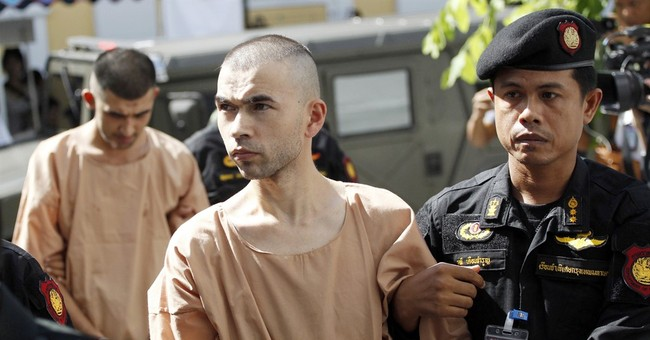Thai military court rejects torture allegation in bomb trial