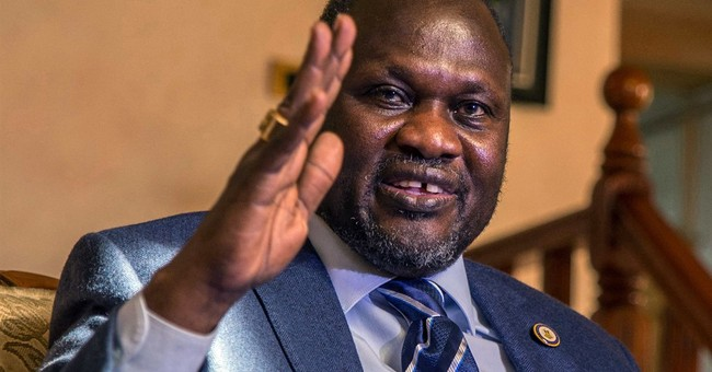 Sudan says it has South Sudan's former rebel leader who fled