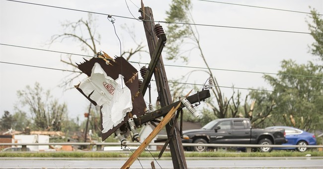 State police: No serious injuries after Indiana tornadoes