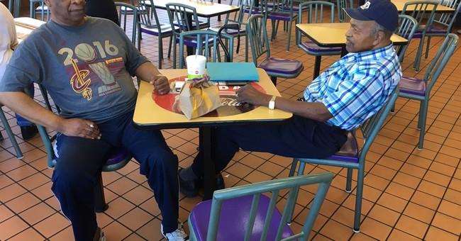 As Trump tries minority outreach, many blacks unconvinced