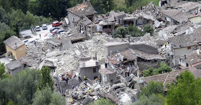 AP EXPLAINS: Difference between shallow, deep earthquakes