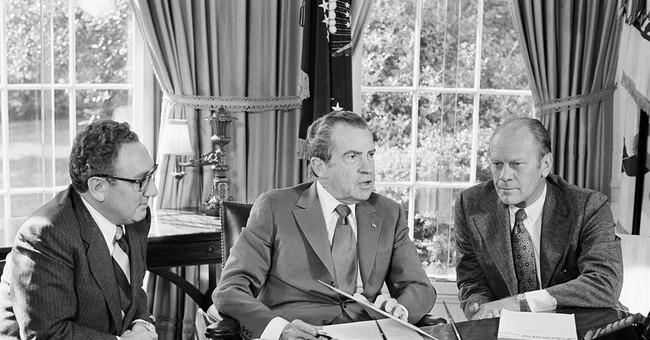 Documents: Soviets worried about detente after Nixon quit