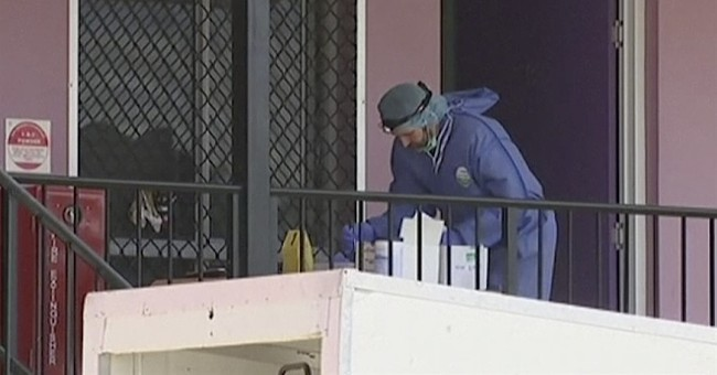 Police: Man shouts 'Allahu akbar' in Australian knife attack
